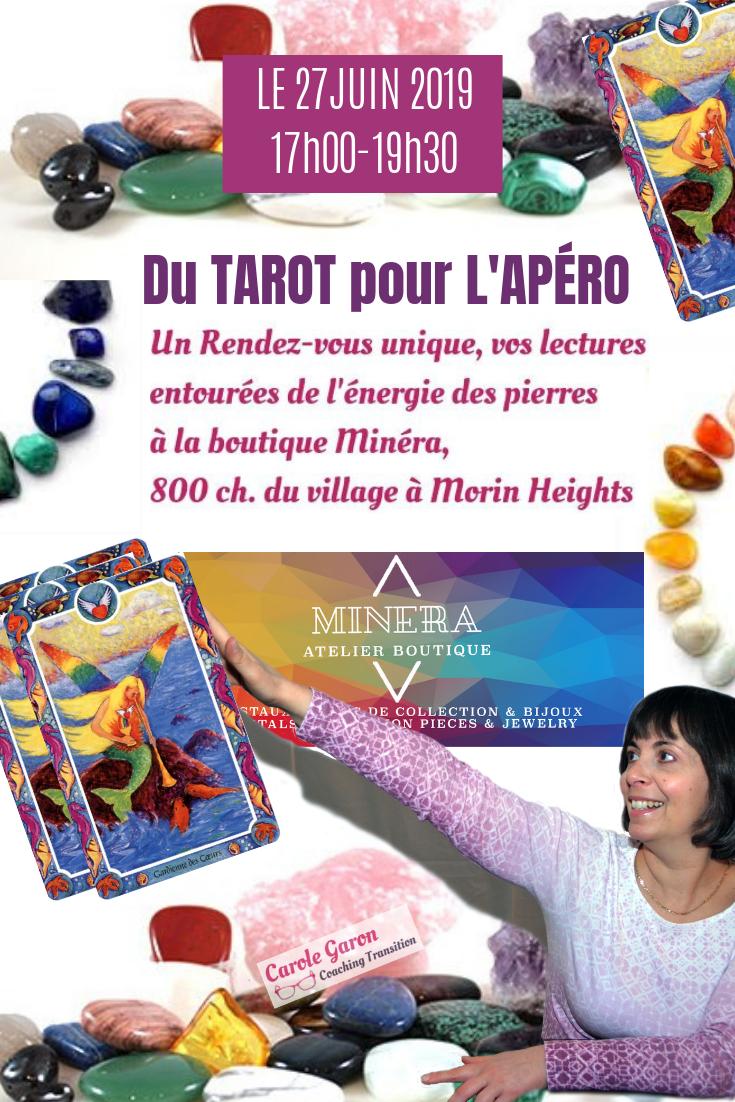 Du TAROT pour L'APÉRO (3)